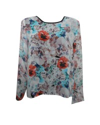 Soft Floral Top